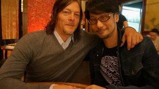 Silent Hills: Hideo Kojima und Norman Reedus sind wieder vereint