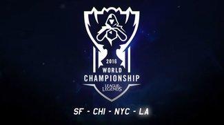 League of Legends Worlds 2016: Daten und Austragungsorte der Weltmeisterschaft