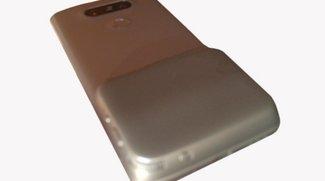 """LG G5: So hässlich könnte der """"Magic Slot"""" sein"""