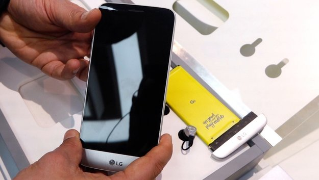 """LG G5: Einige """"Magic Slot""""-Module funktionieren auch mit anderen Smartphones"""
