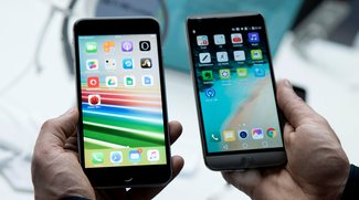 LG G5 vs. iPhone 6s Plus im Video-Vergleich: Kampf der Smartphone-Philosophien