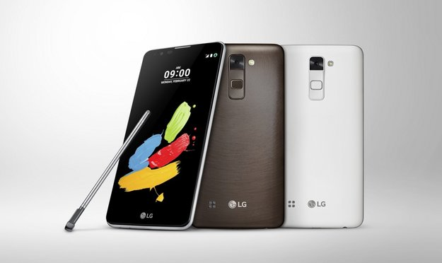 LG Stylus 2: Einsteiger-Phablet mit Zeichenstift vorgestellt