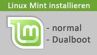 Linux Mint installieren – so geht's