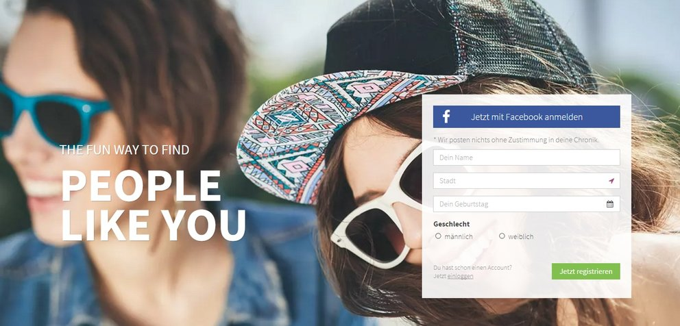 Facebook zum flirten nutzen