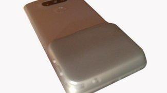 """""""Magic Slot"""" im LG G5: Mehr Akku, Kamerasteuerung und Hi-Fi-Sound per Modul"""