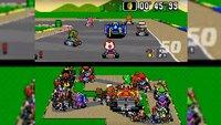 Big Daddy, Banjo-Kazooie & Solid Snake in Mario Kart? Mit insgesamt 101 Spielern? Geht!