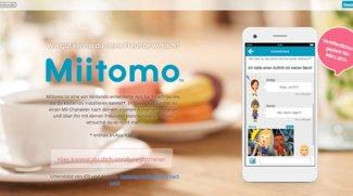 Miitomo: App schon über eine Million Mal heruntergeladen