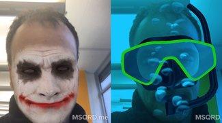 MSQRD by Masquerade: Infos und kostenloser Download der App
