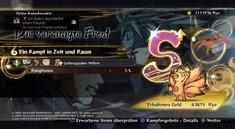 Naruto Shippuden - Ultimate Ninja Storm 4: S-Rang erreichen