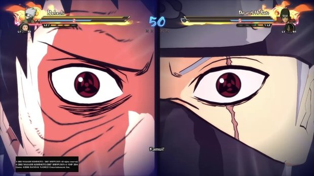 Naruto Shippuden - Ultimate Ninja Storm 4: Verbundene Geheimtechnik nutzen