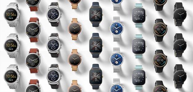 Android Wear: Marshmallow-Update rollt an, macht Huawei Watch und ASUS ZenWatch 2 telefonie-fähig