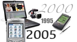 Der mobile Apple-Nutzer: Sein Gadget-Portfolio über die Jahre im Überblick