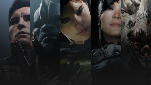 Paragon: Alle Helden und Charaktere im Überblick