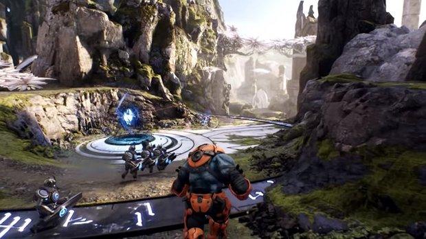 Paragon: Auflösung auf PS4 bekannt und neuer Hero-Trailer