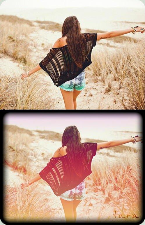 Kostenlose Photoshop-Aktionen gibt es etwa auf der Webseite DeviantArt. Bildquelle: DeviantArt - cutebb.