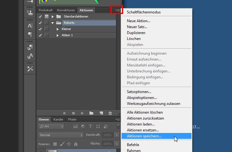 Tutorial: Bilder von Photoshop exportieren (speichern ...