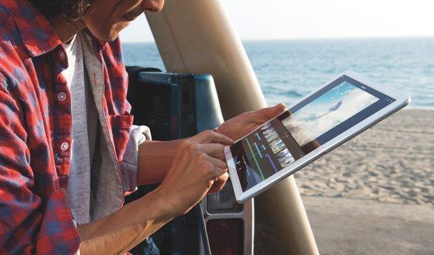 iPad Pro: Hardware erlaubt theoretisch schnelleres Aufladen