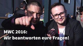 Samsung Galaxy S7, LG G5 und der MWC 2016: Amir und Chris beantworten eure Fragen