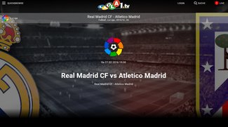 Real Madrid – Atletico Madrid im Live-Stream: Stadt-Derby 2016 heute online sehen