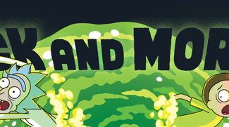 Rick and Morty: Genie, Wahnsinn & immer wieder Alkohol