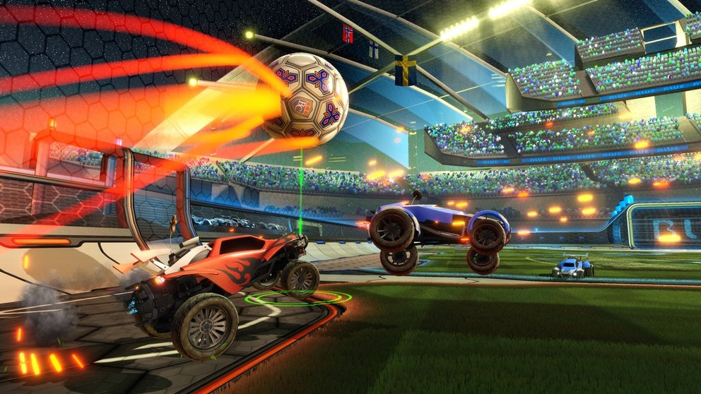 Rocket League war der Indie-Hit des Jahres 2015.