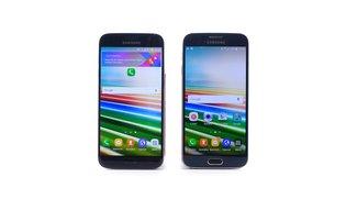 Samsung Galaxy S7 vs. Galaxy S6 im Video-Vergleich: Spiel, Satz und Sieg für den Nachfolger