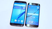 Samsung Galaxy S7 edge vs. Galaxy S6 edge: Premium-Smartphones im Video-Vergleich