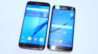 Samsung Galaxy S7 edge vs. Galaxy S6 edge: Premium-Smartphones im Video-Vergleich