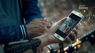 Samsung Galaxy S7: Offizielles Werbevideo belegt Wasserdichtheit und kabelloses Laden
