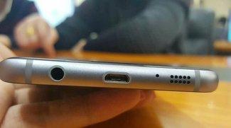 Samsung Galaxy S7: Neues Bild bestätigt Micro-USB- statt USB-Typ-C-Anschluss