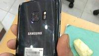 Samsung Galaxy S7: Erstes Bild zeigt die Rückseite des Flaggschiffs