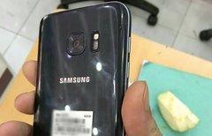 Samsung Galaxy S7: Erstes Bild...