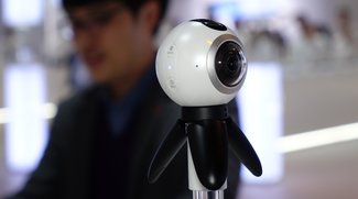 Samsung Gear 360 im Hands-On-Video: Der BB-8 für Virtual-Reality-Videos
