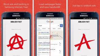 Google entfernt Adblocker für Samsung-Browser aus dem Play Store