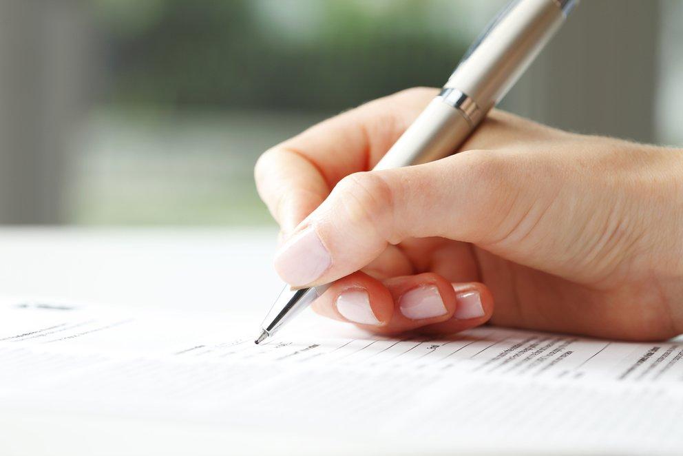 Testament Vorlage Tipps Und Muster Um Ein Testament Zu Schreiben