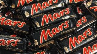 Mars: Rückrufaktion aktuell - Produkte online prüfen