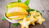 Sternfrucht essen: 4 Ideen zur Zubereitung der Karambola & Infos