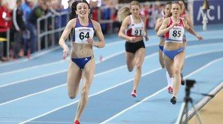Deutsche Leichtathletik-Hallenmeisterschaften im Live-Stream & Free-TV