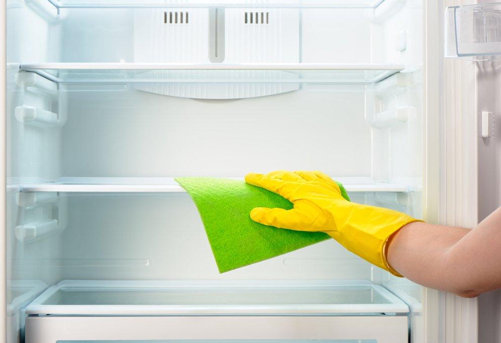 Kühlschrank reinigen ganz einfach