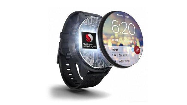 Snapdragon Wear 2100: Neuer Qualcomm-Chip soll Smartwatches dünner machen