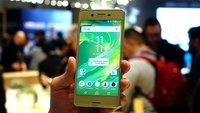 Sony Xperia X vorgestellt: Gehobene Mittelklasse, teurer Spaß