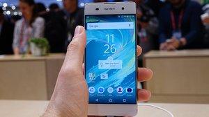 Sony Xperia XA: Release, technische Daten, Preis und Bilder