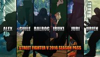 Street Fighter 5: Alle DLC-Inhalte des Season Pass im Überblick