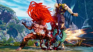 Street Fighter 5: Offizielle Systemanforderungen zum Beat 'em Up
