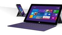 Surface Pro und Surface Pro 2 erhalten Firmware-Updates