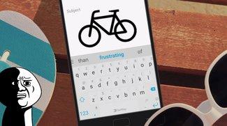 Fail des Tages: SwiftKey-Mitgründer bekommt Fahrrad statt Millionen