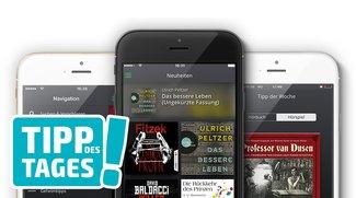 Tipp für Spotify-Nutzer: Hörbücher auf iPhone und iPad leichter finden