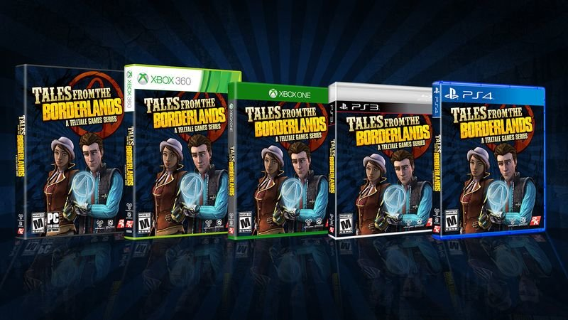 tales from the borderlands retail