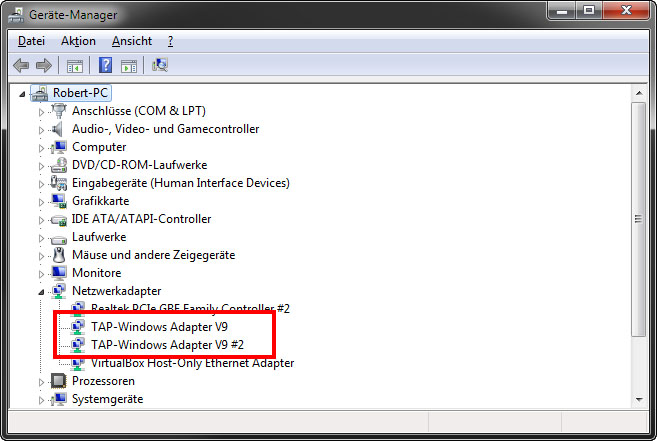Tap Windows Adapter V9 Download