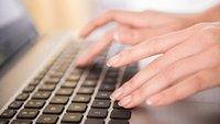 Lösung: Tastatur funktioniert nicht/Tasten reagieren nicht